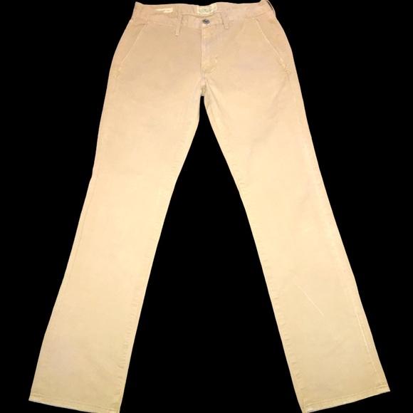30/32 Lucky Brand 121 Heritage Slim Kaki Jeans